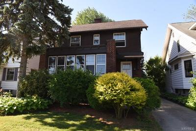Buffalo Multi Family 2-4 A-Active: 1885 Hertel Avenue