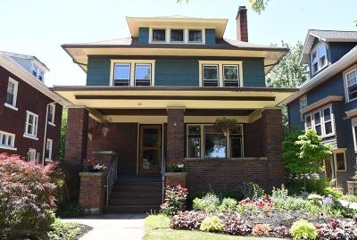 Buffalo Single Family Home A-Active: 44 University Avenue