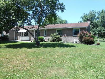 Clarence Single Family Home A-Active: 10770 Miland Road