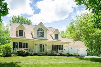 Orchard Park Single Family Home A-Active: 7795 Ellicott Road