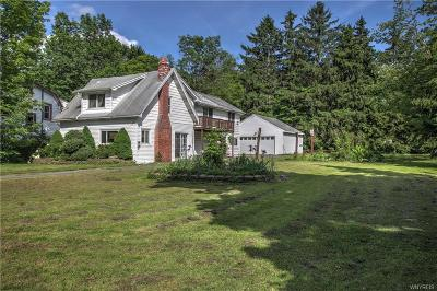 Evans Single Family Home A-Active: 9187 Lakeside Road