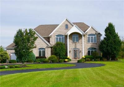 Clarence Single Family Home A-Active: 7250 Country View Lane