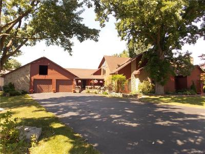 Niagara County Single Family Home A-Active: 7478 Tonawanda Creek Road