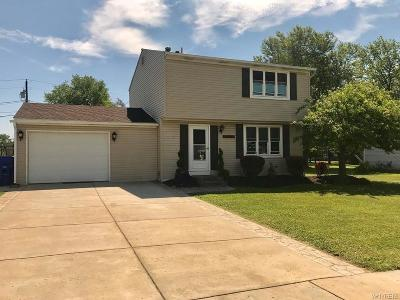 West Seneca Single Family Home A-Active: 21 Crystal Lane