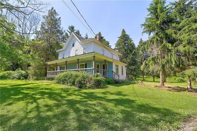 Cattaraugus Single Family Home U-Under Contract: 6737 Nys Route 353