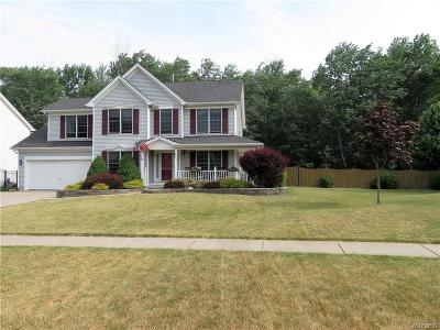 Hamburg Single Family Home A-Active: 2345 Winterberry Drive