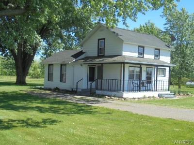Wilson Single Family Home P-Pending Sale: 3249 Maple Road