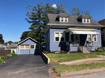 Genesee County Single Family Home A-Active: 28 Trumbull Parkway