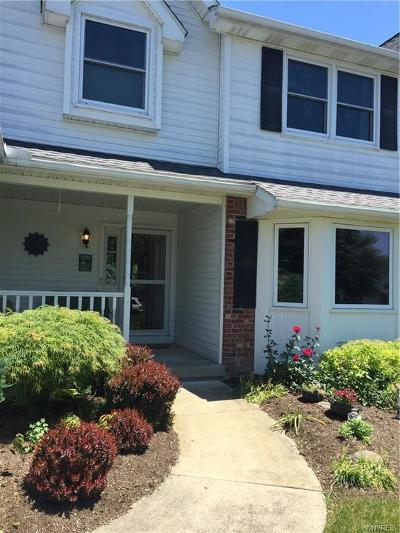 Orchard Park Condo/Townhouse C-Continue Show: 6051 Quaker Hollow Road #2