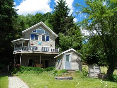 Allegany County, Cattaraugus County Single Family Home A-Active: 8284 Trail 9