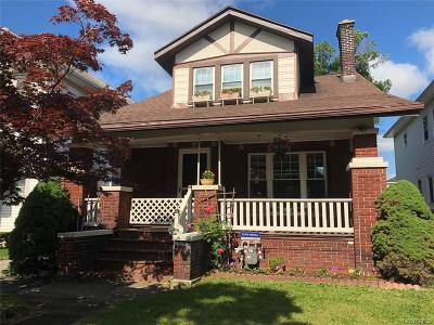 Buffalo Single Family Home A-Active: 426 Colvin Avenue