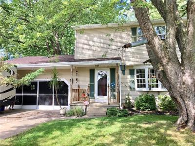 West Seneca Single Family Home A-Active: 80 Crystal Lane