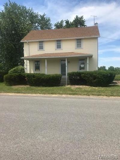 Niagara County Single Family Home A-Active: 2106 Maple Road
