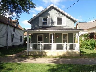 Niagara County Single Family Home A-Active: 336 Vandervoort Street