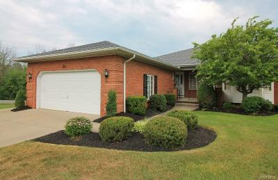 Amherst Condo/Townhouse A-Active: 21 Hampton Hill Drive