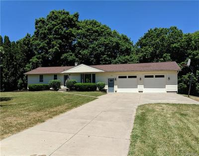 Niagara County Single Family Home A-Active: 8475 East Avenue