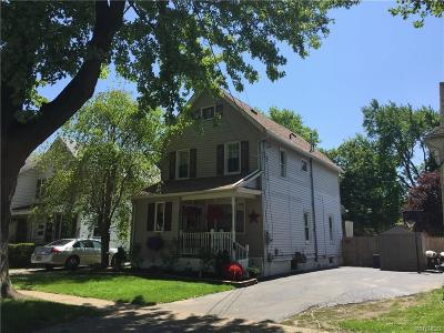 Genesee County Single Family Home A-Active: 108 East Avenue