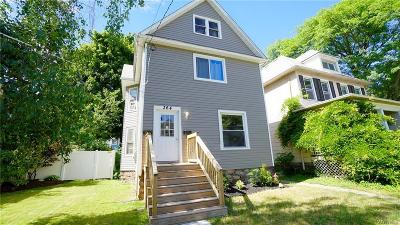 Niagara County Multi Family 2-4 A-Active: 364 Tremont Street