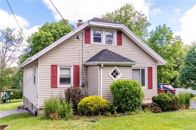 Orchard Park Single Family Home A-Active: 6374 Milestrip Road