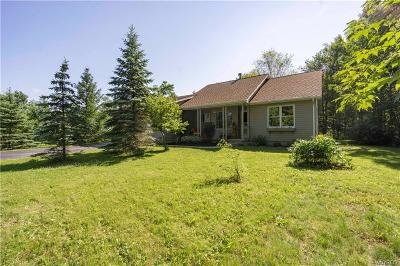 Orchard Park Single Family Home A-Active: 6537 Cole Road