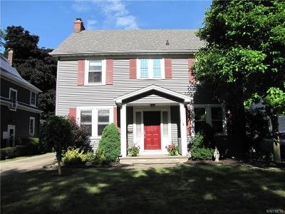 Amherst Single Family Home A-Active: 38 Lafayette Boulevard