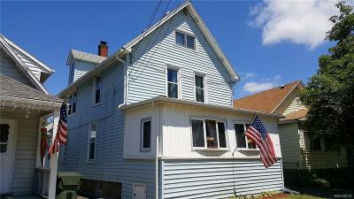 Niagara County Multi Family 2-4 A-Active: 98 Wheatfield Street