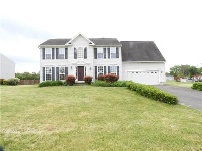 Orchard Park Single Family Home A-Active: 4 Cherokee Drive