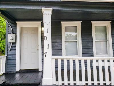 Buffalo Single Family Home A-Active: 1017 Smith Street