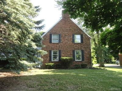 Niagara County Single Family Home A-Active: 472 Barton Drive