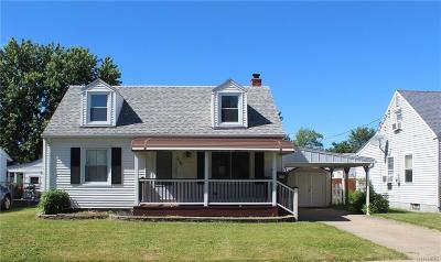 Cheektowaga Single Family Home A-Active: 116 Beale Avenue