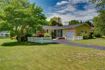 Niagara County Single Family Home A-Active: 478 Roncroff Drive