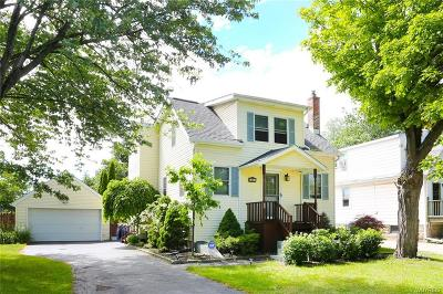 Amherst Single Family Home A-Active: 437 Harding Road
