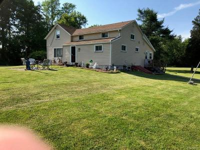 Orleans County Single Family Home A-Active: 13789 Root Road