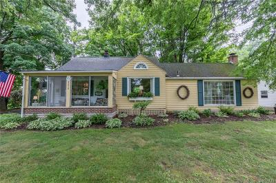 Erie County Single Family Home A-Active: 4275 Quinby Drive