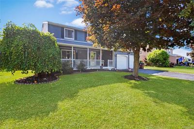 Orchard Park Single Family Home U-Under Contract: 11 Lakewood Drive