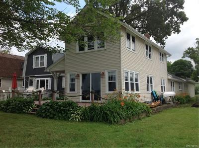 Ellicott NY Single Family Home A-Active: $199,900