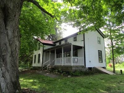 North Collins Single Family Home A-Active: 4348 Lenox Road