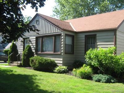 Orchard Park Single Family Home A-Active: 6714 Webster Road