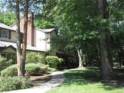 Clarence Single Family Home A-Active: 9705 The Pines
