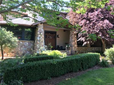 Orchard Park Single Family Home A-Active: 6112 Boston Ridge Road