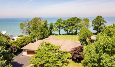 Single Family Home A-Active: 5952 Old Lake Shore Road