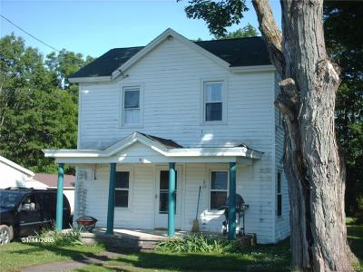 Cattaraugus Single Family Home A-Active: 17 Carter Street