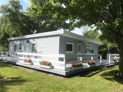 Niagara County Single Family Home A-Active: 2795 West Lake Road
