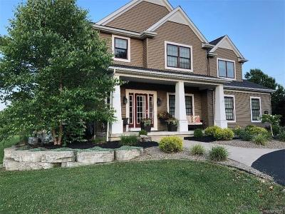 Orchard Park Single Family Home A-Active: 3675 Baker Road