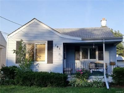 Single Family Home A-Active: 181 Curtiss Street