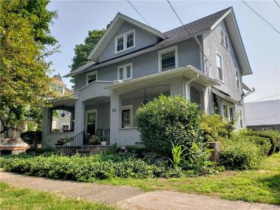Single Family Home A-Active: 321 Catherine Street
