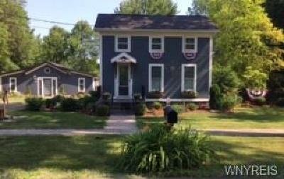 Wilson Single Family Home A-Active: 191 Dox Avenue
