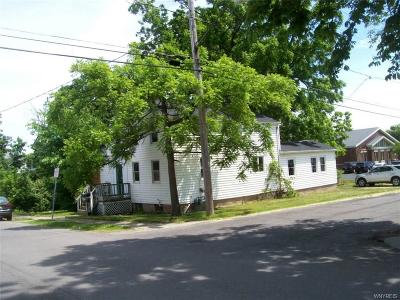 Orleans County Single Family Home U-Under Contract: 14 Beaver Street