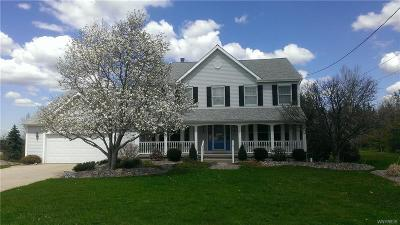Erie County Single Family Home A-Active: 7910 Michael Road