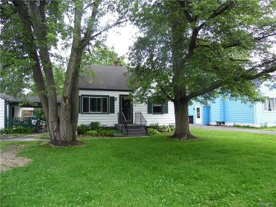 Orchard Park Single Family Home U-Under Contract: 5311 Lake Avenue